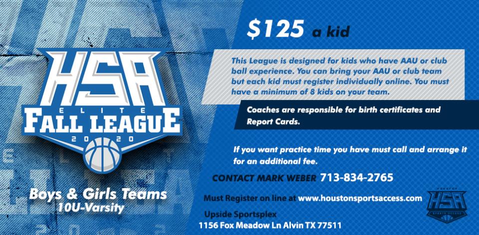 HSA Elite League